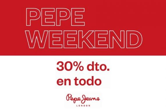 pepe jeans weekend